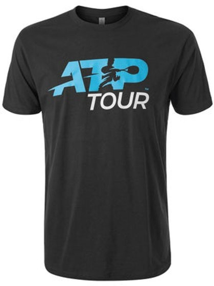 ATP TOUR T-SHIRT BLACK