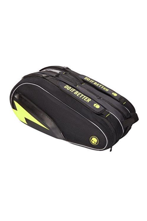 HYDROGEN TENNIS BAG BLACK 12X