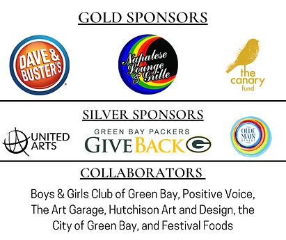 LGBTQ Mural Sponsors