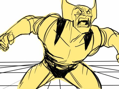 Wolverine quick sample