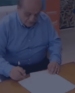 Firma de convenio con Municipio de Berazategui