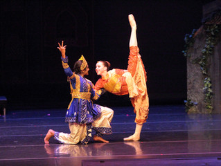 Ballet, Indian dance come together in Five Points show