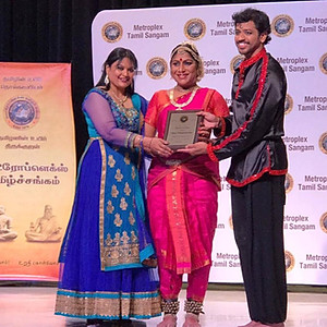 An evening with Danseuse Narthaki Natrajan