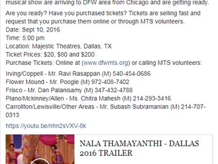 """""""Nala & Dhamayanthi"""" Dance Ballet with 120 by Mythili Dance Academy in Dallas, Tx"""