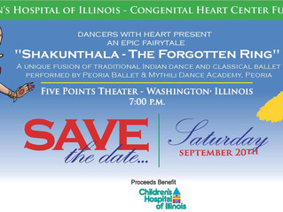 """""""The Forgotten Ring"""" - A Mythili Dance Academy & Peoria Ballet Collaborative Dance Bal"""