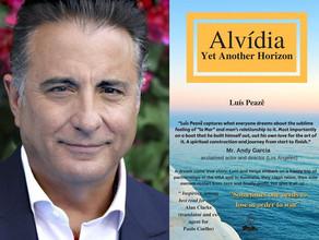 Andy Garcia resenha o Alvídia – Um Horizonte a Mais de Luís Peazê