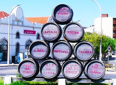 Conheça Cartaxo, a Terra do Vinho e da Uva, o Antigo Museu do Vinho de Portugal, da Festa do V
