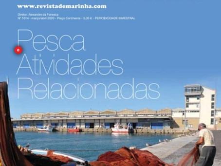 O Mar está para Peixe, sem sair de casa, leia na Revista de Marinha