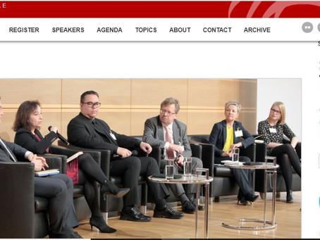 Reading the World  versus  Byte-Perception - Publisher´s Forum Berlin 2018