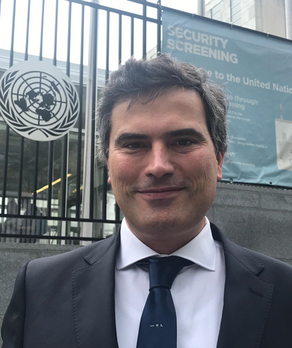 Miguel Marques: Todos os países com o LEME dos Oceanos