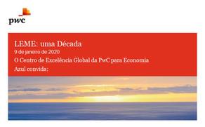 LEME: uma Década, o barómetro da economia do mar.