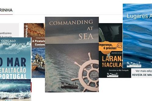 Edições (livros) Revista de Marinha de Portugal
