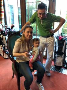 S golfom celá rodina P.Ž.G.K.