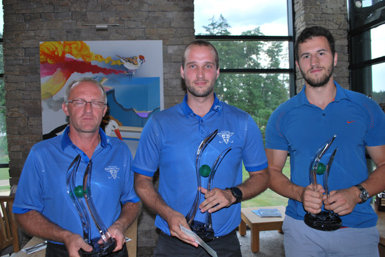 Majstri klubu MUŽI P.Ž.G.K. 2015 Penati golf resort Šajdíkove Humence