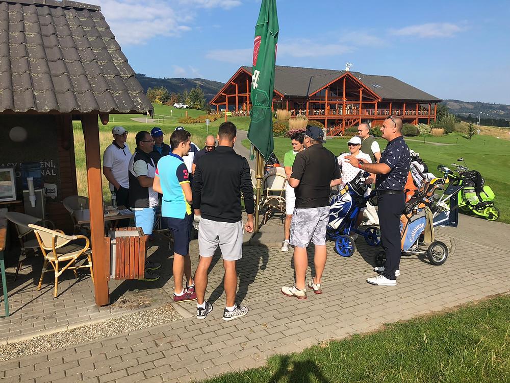 Prvý žilinský golfový klub group