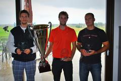 Majstri klubu MUŽI P.Ž.G.K. 2012 golf rezort Skalica