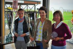 Majstri klubu ŽENY P.Ž.G.K. 2012 golf rezort Skalica
