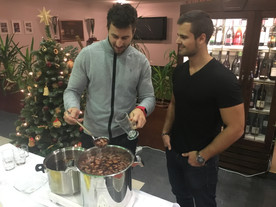 Vianočný punč 2017 IVICA FC