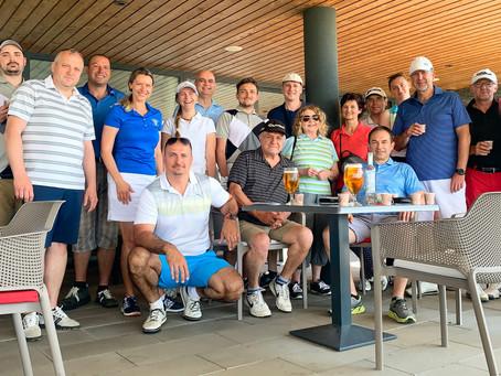 ROAD SK & HRIVIK GOLF CUP