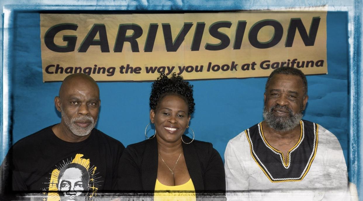 """Garifuna Media """" Garivision"""""""