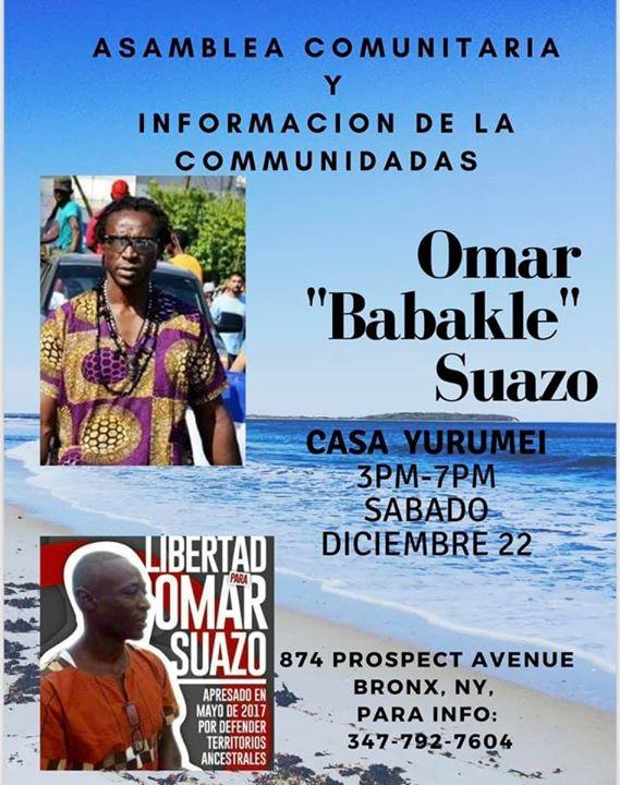 Sendy Suazo Alberto Babakle
