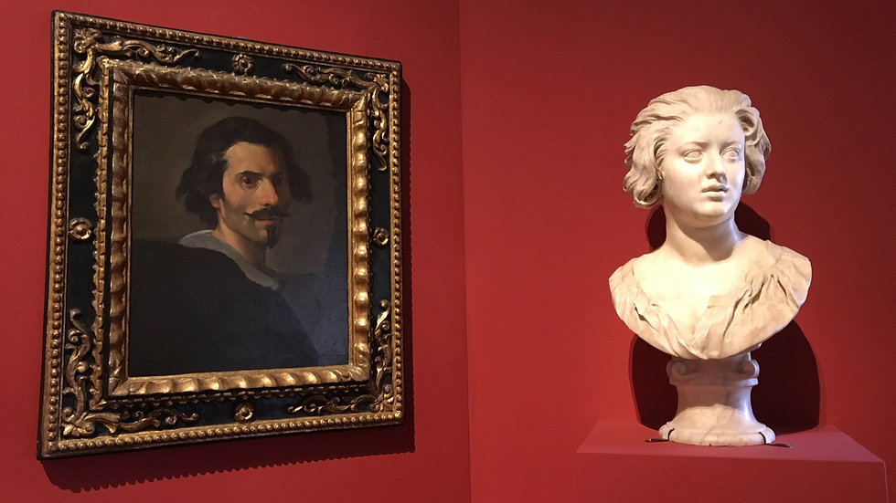 Джан Лоренцо Бернини в Риме