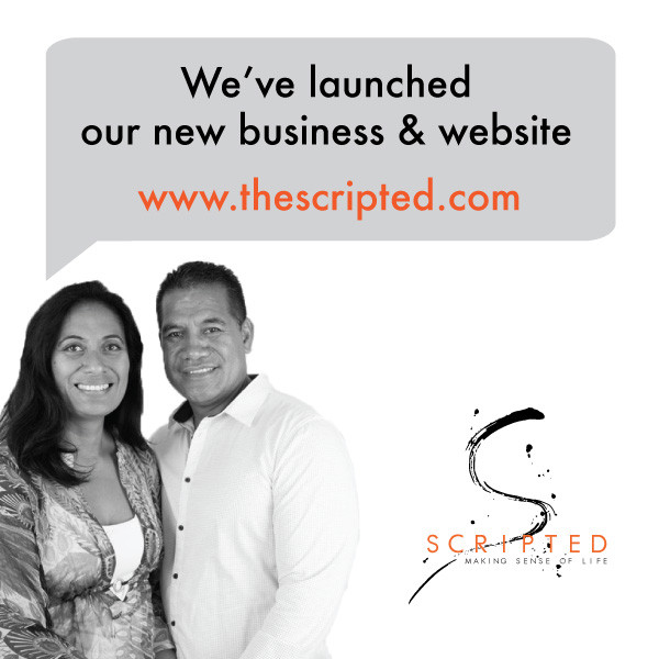 Scripted is LAUNCHED!