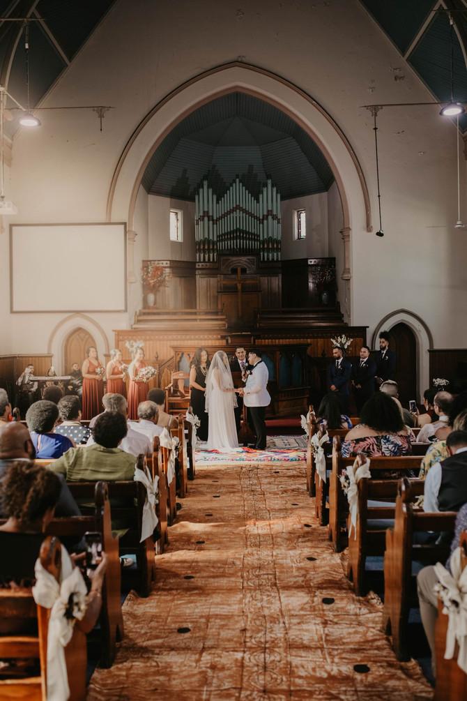 Congratulations John & Vika