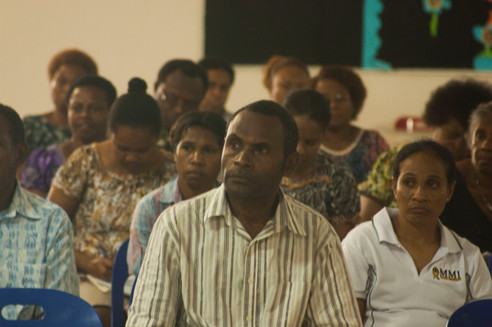 Marriage & Family Conference, PNG 2018