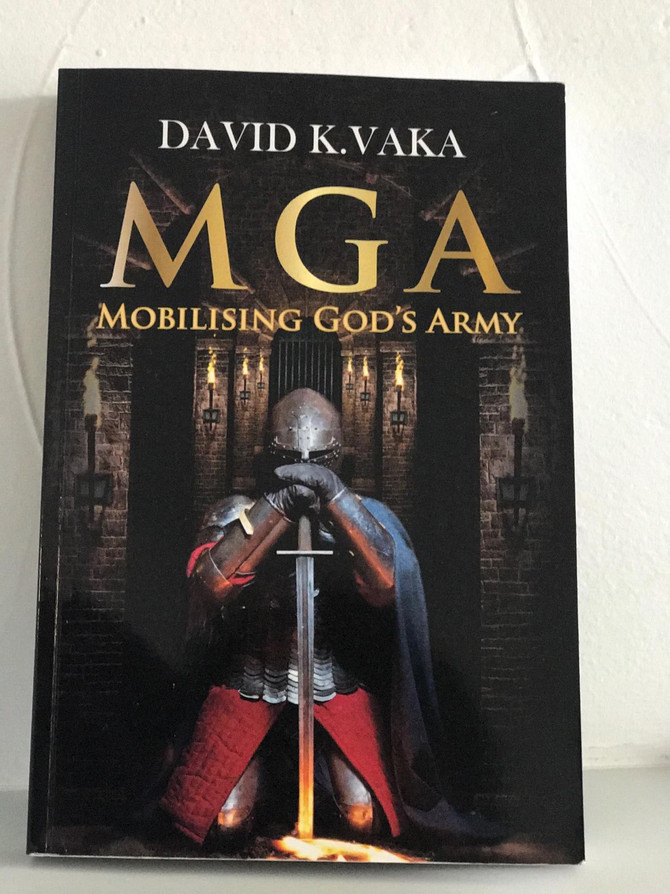 MGA Book is here!