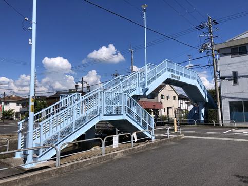 藤間歩道橋