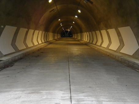 椿坂トンネル