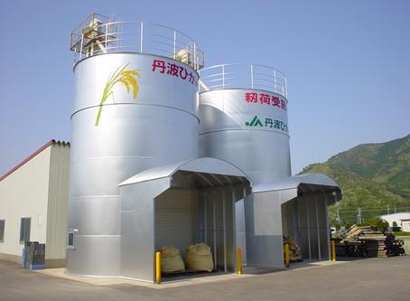 貯蔵タンク設備