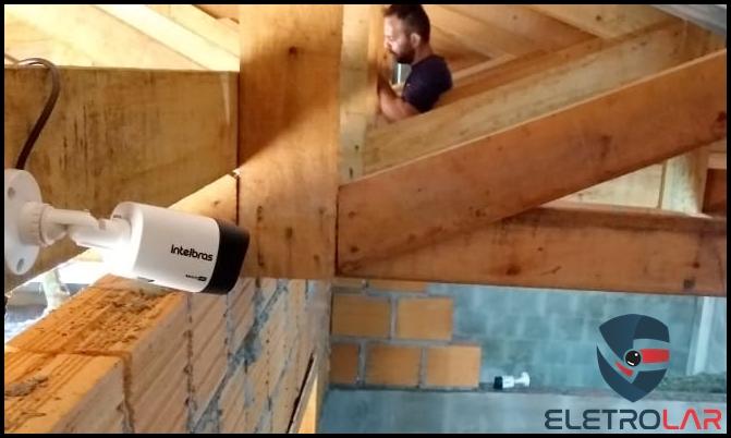 Câmeras De Segurança e Segurança Eletrônica em Geral