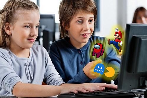 1 Módulo (4 sesiones) de Coding de Videojuegos para Niños