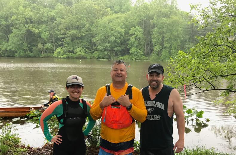 4 Mile Race Winners