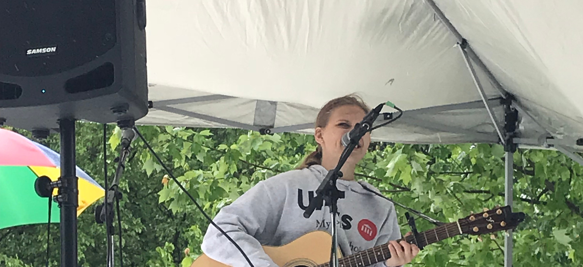 Brianna Vacca performing