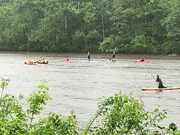 Moorestown Paddleboard & Kayak Race