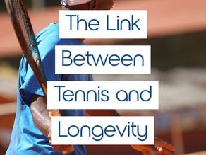 The Link Between Tennis and Longevity