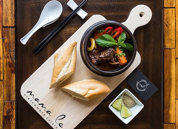 Beef Stew {Bánh Mì Bò Kho}