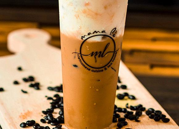 Golden Milk Tea {Trà Sữa Hoa Vàng}
