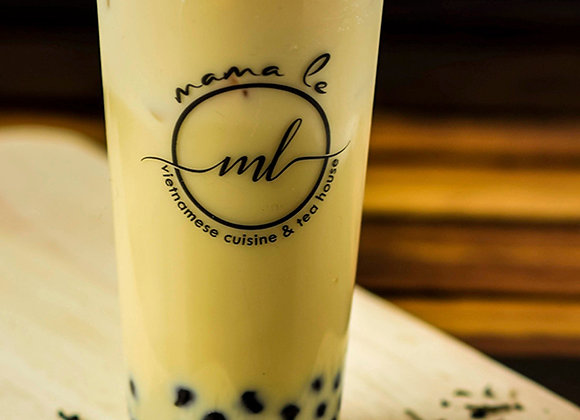 Jasmine Milk Tea {Trà Sữa Lài}