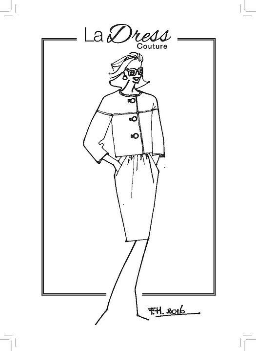 hague magazine, fashion, mode, haguemagazine, the hague, dutch design, art, frans hoogendoorn, couture, la dress