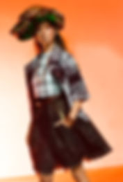 Hague Magazine, Fashion, Den Haag, Mode, Michelangelo Winklaar, Allan Vos, Nikki Duijst, De Rode Loper, Steltman jewelry, Nata Ryzh, Lady Africa, Omar Munie, Soeurs Rouges, Anna Gregorian
