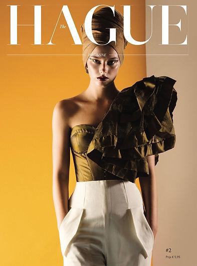 haguemagazine, hague magazine, the hague, den haag, mode, fashion, herman van gestel, cover, les soeurs rouges, allan vos, michelangelo winklaar, model