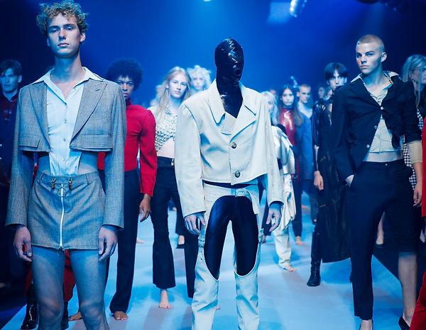 NINA MOUNAH, hague magazine, amsterdam fashion week