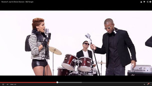Allan Vos in musicvideo Jayh & Sharon Doorson