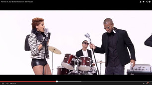 Allan Vos in musicvideo Jayh & Sharon Doorson