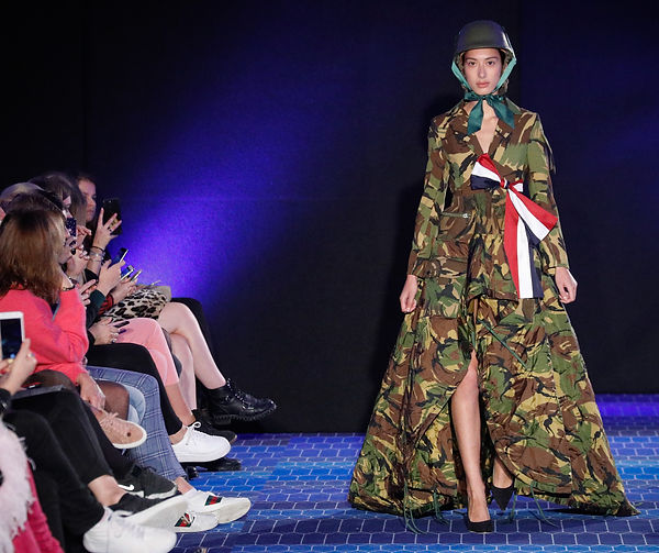 BENCHELLAL, Dutch Sustainable Fashionweek, Dutch fashion, fashion, mode, Hague magazine, Dutch talent, couture