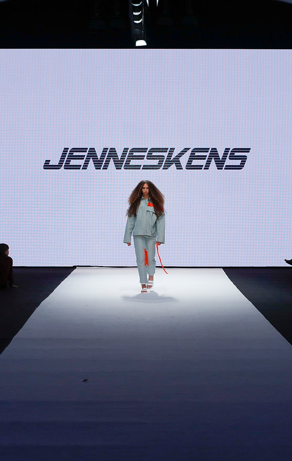 JENNESKENS Amsterdam Fashion Week 2018